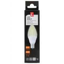 초이스엘 LED 촛대구 전구(전구색)(4W)