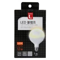 초이스엘 LED 볼램프 빔 전구 (전구색)