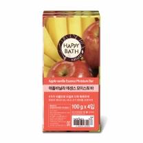 해피바스 비누 (애플)(100G*4입)