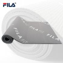 휠라 PVC 요가매트 (그레이)(6MM)