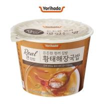 요리하다 Real 큰컵밥 황태해장국밥(460G)
