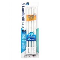 루미트론 LED 이관 형광등 (주광색)(19W*2입)