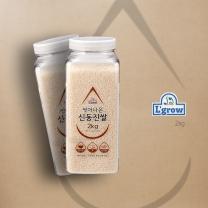 엘그로 씻어나온 신동진쌀(2KG)