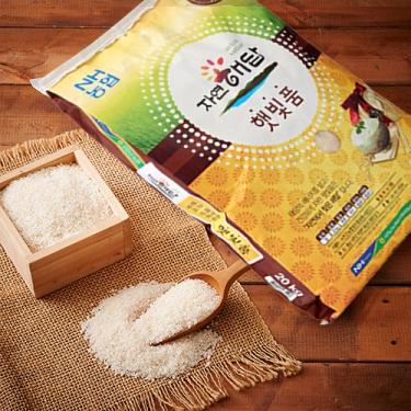서천 자연해답쌀(18년산)(20Kg)