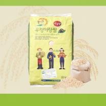 무농약 우렁이쌀(10KG)