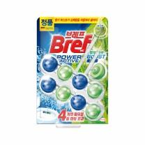 헨켈 브레프 파워액티브 변기세정제 파인향(50g*2)