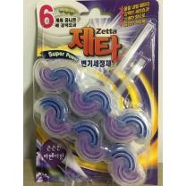 제타 변기세정제 (라벤더)(45G*2입)