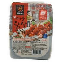 투다리 매운 닭살꼬치(96G)