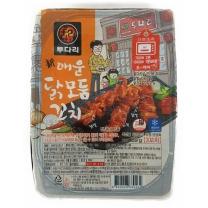 투다리 매운 닭모둠꼬치(89G)