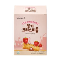 딸기 크리스피롤(40G)