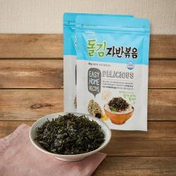 돌김자반 볶음(60G*2봉)
