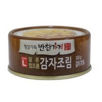 초이스엘 달콤짭조름 감자조림(100G)