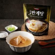 요리하다 수삼 반계탕(600G)