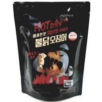 매콤한맛 불닭오징어(135G(45GX3))