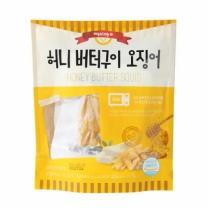 허니 버터구이오징어(70G*3봉)