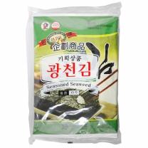 광천 올리브유 녹차 전장김(6장*5봉)