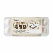 무항생제 흰달걀 (대란)(10입/520G)