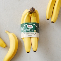 돌 유기농 바나나(봉)