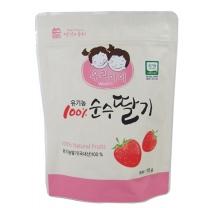 유기농 순수 딸기(15G)