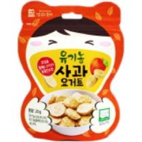 맛있는풍경 유기농요거트 사과맛(20G)