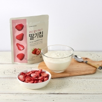 로로떼떼 국산딸기100% 딸기칩(10G)