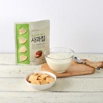 로로떼떼 국산사과100% 사과칩(15G)