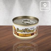 굿프랜 독캔 (닭고기+소고기)(100G)