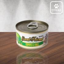 굿프랜 독캔 (닭고기+야채)(100G)
