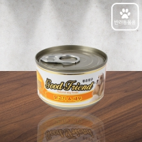 굿프랜 독캔 (닭고기+새우)(100G)