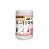 빌더스 딸기 에너지 쉐이크(600G)
