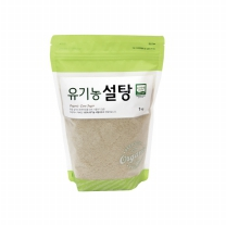 오가닉스토리 유기농 설탕(1KG)