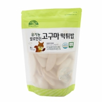 유기농 쌀로 만든 고구마떡튀밥(30G)