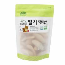 유기농 쌀로 만든 딸기떡튀밥(30G)