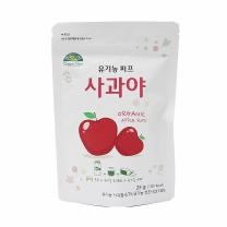 유기농 퍼프 사과야(25G)