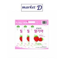 유기농 퍼프 딸기야(25G*3)
