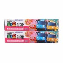 타요 치약 (딸기)(90G*2개)