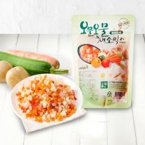 국산 냉동 채소믹스 (볶음용)(300G)