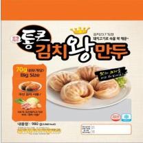 통큰 김치왕만두(980G)