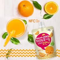 100% 유기농스퀴즈 오렌지(100ML*2입)