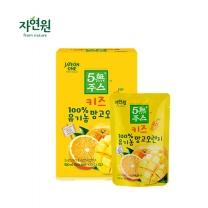 5무키즈 유기농망고오렌지(100ML*5입)