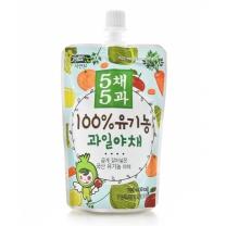 5채5과 유기농 과일야채(100ML)