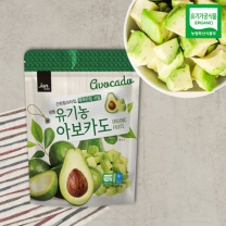 냉동 유기농 아보카도(400G/봉)