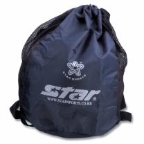 스타 볼 폴리에스터 가방 (BLACK)