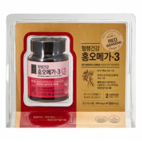 프라임엘 혈행건강 홍오메가-3(54G)