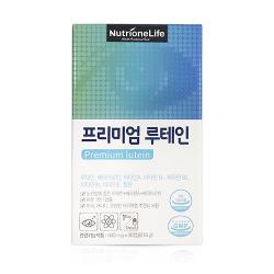 뉴트리원 프리미엄 루테인(500MG*30캡슐)