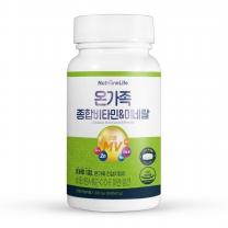 뉴트리원 온가족 종합비타민&미네랄(1,500MG*365정)