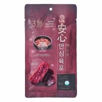 홍대감 매운맛 안심육포(70G)