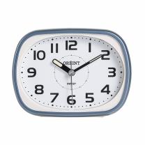 아날로그 라이트 알람시계 (블루)