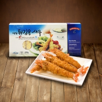냉동 튀김용 새우(200G)