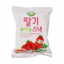 유기농 딸기스낵(40g)